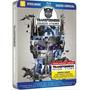 Steelbook Blu-ray - Coleção Transformers - 5 Filmes - Lacrad Original