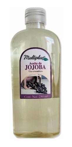 Aceite Multiplus De Jojoba 250 Ml.