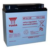 Baterías Yuasa 12v  18 Ah Csai