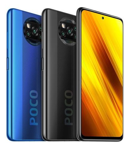 Xiaomi Poco X3 Nfc 128gb, Nuevos. Grupo Villa