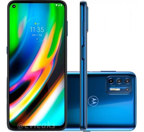 Motorola Moto G9 Plus 128gb 4gb Ram Nuevo Sellado Tienda
