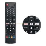 Control Remoto Para LG Smart Tv Netflix