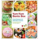 Yum-yum Bento Box - Maki Ogawa (paperback)