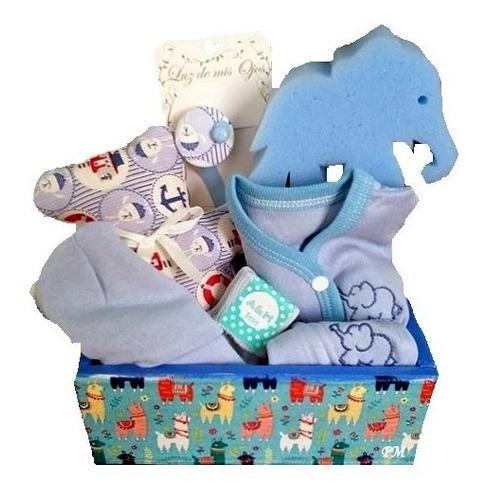 Ajuar Bebe Recien Nacido Regalo De Nacimiento 8 Piezas