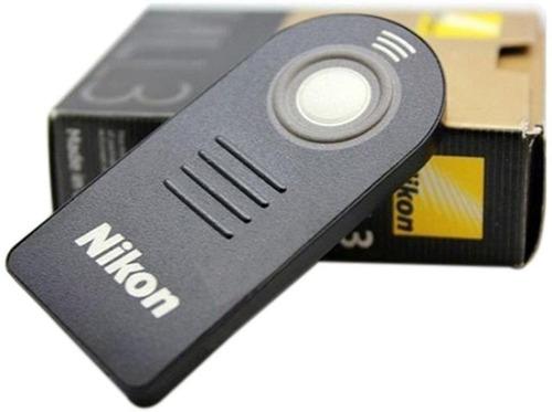 Disparador, Control Remoto Infrarrojo Nikon Ml-l3