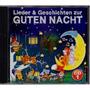 Cd Lieder & Geschichten Zur Guten Nacht - 3cd Genero Iant. Original