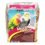 Mezcla Especial Cocotillas Agapornis Aves Union Pet 2 Kg