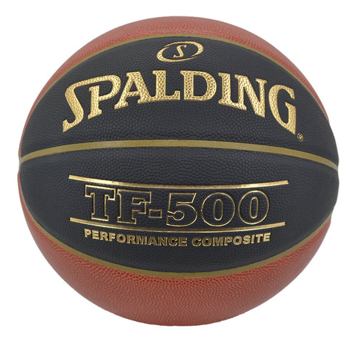 Pelota De Basketball Spalding Basket Oficial N°7
