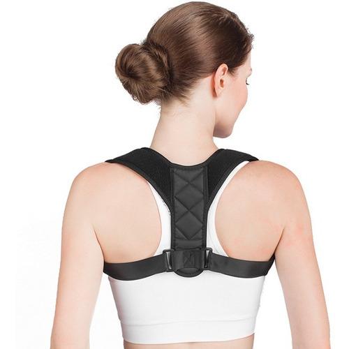 Corrector De Postura Espalda Mujer Hombre Ajustable