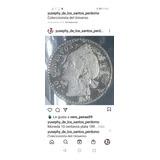 10 Centavos De República Dominicana Año 1897 Plata