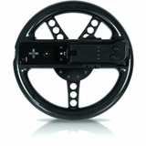 Dreamgear Wii Racing Wheel Plus - Negro