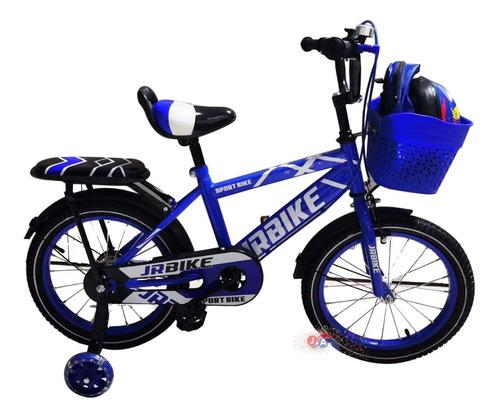 Bicicleta Para Niños Rin 16 Sport Bike