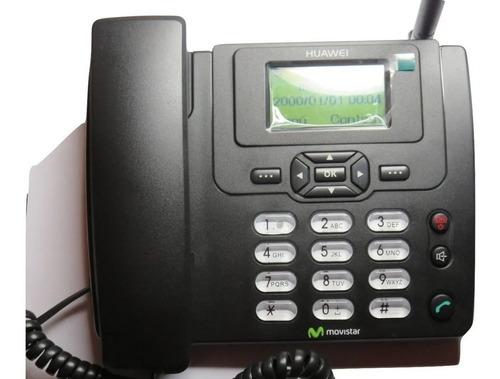 Teléfono Fijo Inalambrico Movistar Prepago