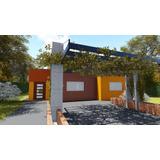Tu Casa En Steel Framing A Solo 39000 $ M2 (obra Gris)