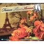 Box Cd France Avec Amour 3 Cds O Melhor Da Música Francesa Original