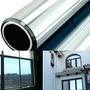 Pelicula Insulfilm Espelhado Prata 0,67 X15m G5 Profissional Original