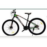Bicicleta Drais Von Rin 29 En Acero 7 Velocidades