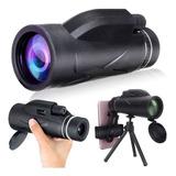 Telescopio Monocular 80x Nigh Vision Bak4 Prisma Zoom