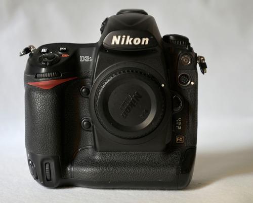 Cámara Nikon D3s