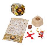 Treasure X Descubri El Tesoro Escondido 1 Figura Y Acc Orig.