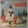 Lp Natal Carroussell - Historias E Canções Carroussell Original