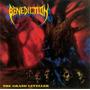 Cd Benediction -the Grand Leveller (1991) Death Metal Import Original
