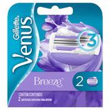 Repuestos Para Afeitar Gillette Venus Breeze 2u