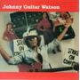 Cd - Johnny Guitar Watson - Strike On Computers - Importado Original