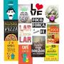10 Placas Decorativas Mdf 20x30 Frases Motivacionais Love Original