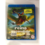 Reino Escondido 3d(so Disco 3d) - Bluray Original