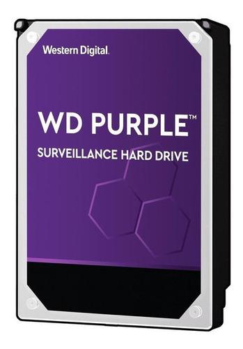 Disco Rigido 14 Tb Western Digital Purple Videovigilancia