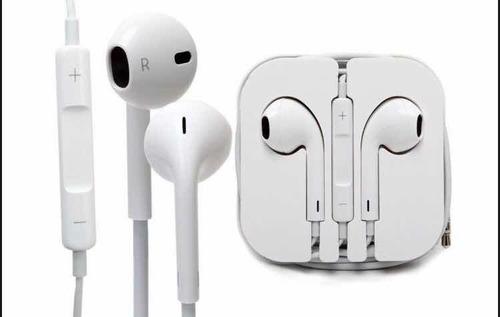 Fone De Ouvido Com Microfone Para iPhone 5 5s 6 6s Plus P2