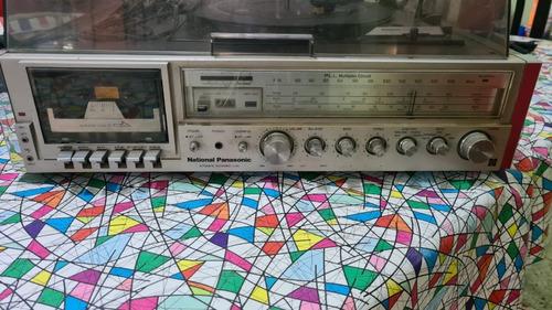 Equipo De Música National Panasonic Sin Parlantes