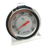 Termometro Cocina Pirometro Temperatura Horno Silcook 4104