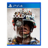 Call Of Duty: Black Ops Cold War Standard Edition Activision Ps4 Físico