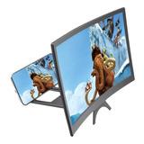 Pantalla Aumento Para Celular Amplifica Video 3d Zoom Curve
