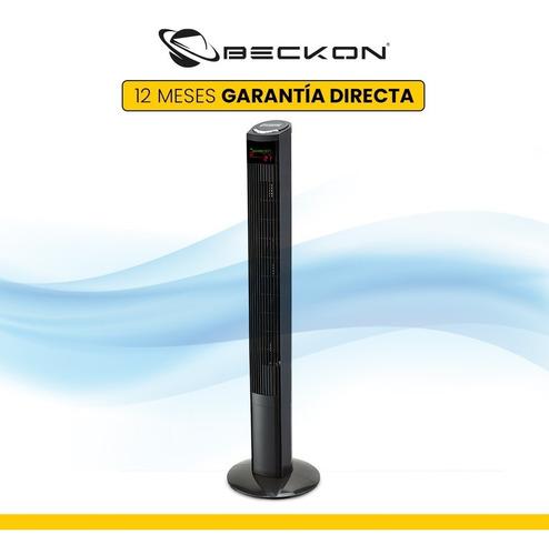 Ventilador De Torre 117cm Silencioso Control Remoto Beckon
