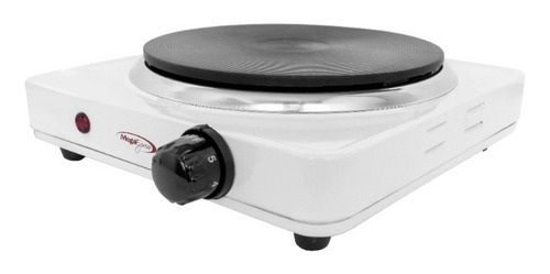Anafe Electrico Me 1030  1 Hornalla Bajo Consumo  1300-1500w