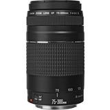 Lente Canon Ef 75-300 Mm F/4-5.6 Iii