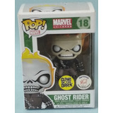 Ghost Rider. #18. Pop. Harrison´s. Glows In The Dark. Nuevo