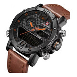 Reloj Naviforce Alarma Cronometro Colores