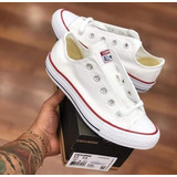 Tenis Converse All Star Originales White Taylor 2k20