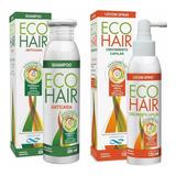 Ecohair Tratamiento Caida Cabello Loción Shampoo Eco Hair