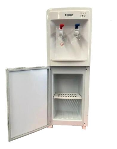 Dispenser De Agua Fría Caliente Mate Café Bidon 20 Lts