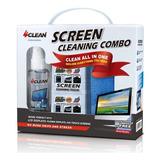 Kit De Limpieza, Macbook, Notebook, iMac, Monitor.  4 Clean