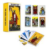 Tarot Cards Classic Tarot Deck 78pcs/set Para Principiantes.