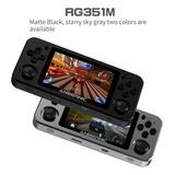 Rg351p Game Console Reproductor De Vídeo Linux 64gb
