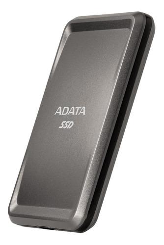 Disco Ssd Externo Adata Sc685 500g Ultra Slim Usb 3.2 Tipo C