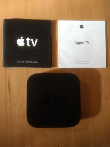 Apple Tv 3 Generacion - Excelente Estado - Con Control