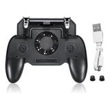 Control Para Celular + Ventilador + Power Bank/ Soy Tienda
